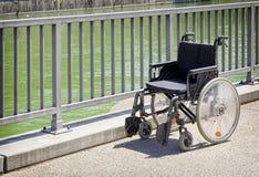 Wózek inwalidzki Obraz Stock