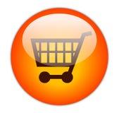 wózek na zakupy Obraz Stock