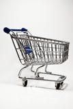 wózek na zakupy Fotografia Stock