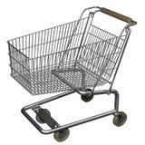 wózek na zakupy Zdjęcie Royalty Free