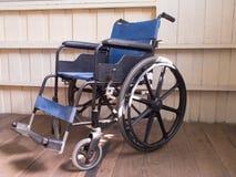 Wózków inwalidzkich pacjenci Obrazy Royalty Free