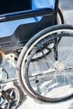 Wózki inwalidzcy Obrazy Royalty Free