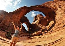Wölbt Nationalpark Lizenzfreie Stockfotos