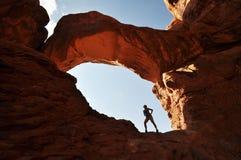 Wölbt Nationalpark Lizenzfreies Stockfoto