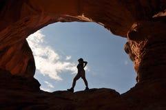 Wölbt Nationalpark Stockbild
