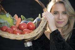Wünschen Sie Gemüse? stockfotos