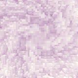 Würfel-Bewegungszusammenfassung des Strudels 3d, Rotation stock abbildung