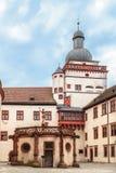 Würzburg Fortress Stock Image