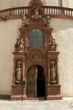 Würzburg, Germany - Marienberg Fortress chapel Royalty Free Stock Image
