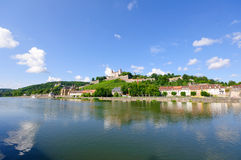 Würzburg, Germany Stock Photography