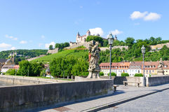 Würzburg, Germany. Stock Images