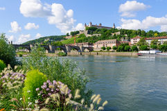 Würzburg, Germany. Stock Photography