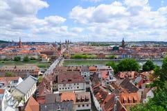 Würzburg, Germany Royalty Free Stock Photos