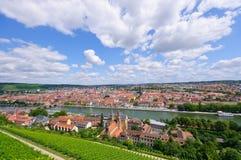 Würzburg, Germany Stock Images