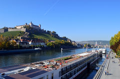 Würzburg in Germany Stock Images