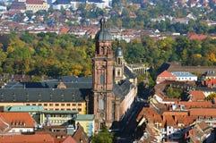 Würzburg in Germany Stock Photos