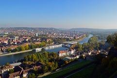 Würzburg in Germany. The scenery of Würzburg in Germany royalty free stock photo
