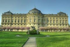 Würzburg, Germany - Würzburg Residence Stock Images