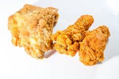 Würzige Hühnerflügel Lizenzfreie Stockfotografie