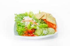 Würziger Thunfischsalat Lizenzfreies Stockbild