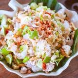 würziges und scharfes Salatlemongras Lizenzfreies Stockbild