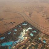 Wüste in Ägypten Stockfoto