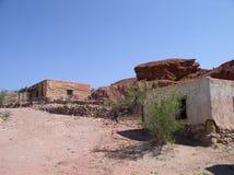 Wüste Stockbild