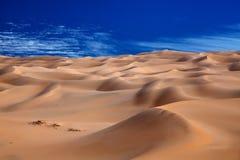 Wüste Lizenzfreie Stockfotografie