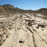 Wüste im Death- ValleyNationalpark. Lizenzfreies Stockbild