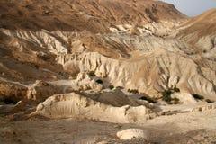 Wüste Negev Stockbild