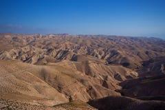 Wüste Negev in Israel Lizenzfreie Stockbilder