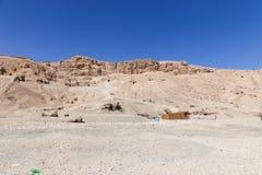 Wüste von Ägypten lizenzfreies stockfoto