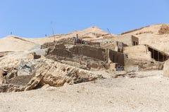 Wüste von Ägypten stockbilder