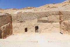 Wüste von Ägypten stockfoto