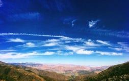 Wüsten-Ansicht-Park Stockbild