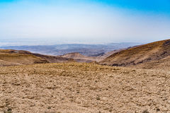 Wüsten-Berg lizenzfreie stockfotos