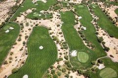 Wüsten-Golf Lizenzfreies Stockbild