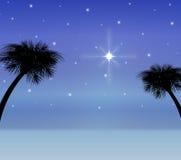 Wüsten-Himmel-Hintergrund