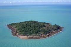 Wüsten-Insel Lizenzfreie Stockfotografie