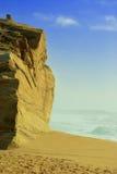 Wüsten-Insel Lizenzfreie Stockbilder