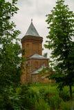 Wüsten Kasans Amvrosievsky (am shamordino Kloster in Kaluga-Region von Russland Lizenzfreie Stockfotos