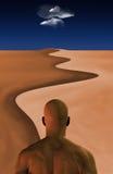 Wüsten-Reise Stockbilder