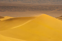 Wüsten-Sanddünen Lizenzfreie Stockbilder