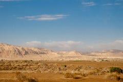 Wüsten- und Gebirgslandschaft, Israel Stockfotos