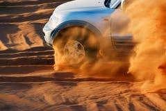 Wüstenabenteuer Stockbild
