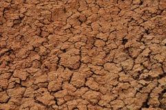 Wüstenboden Lizenzfreie Stockfotos