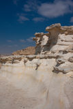 Wüstenlandschaft, Negev, Israel Stockbilder
