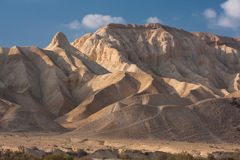 Wüstenlandschaft, Negev, Israel Stockfotos