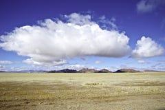 Wüstenlandschaft in sossusvlei Bereich Lizenzfreies Stockbild