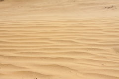 Wüstensand Lizenzfreies Stockbild